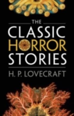 The Classic Horror Stories forside
