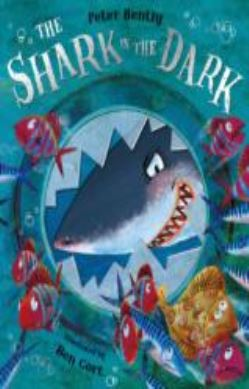 The Shark in the Dark forside