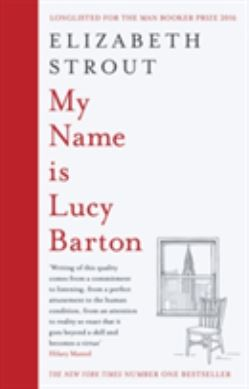 My Name is Lucy Barton forside