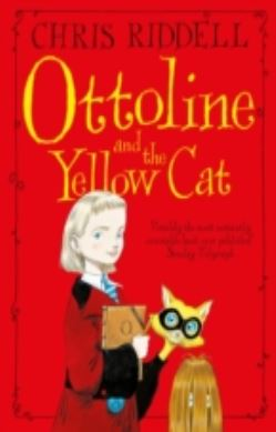 Ottoline and the Yellow Cat forside