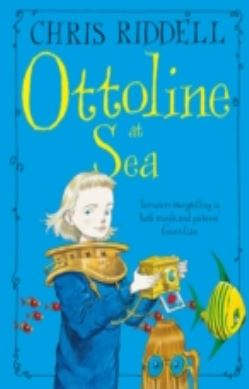 Ottoline at Sea forside