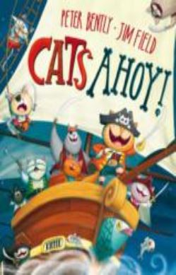 Cats Ahoy! forside