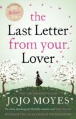 The Last Letter from Your Lover forside