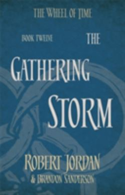 The Gathering Storm forside