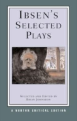 Ibsen's Selected Plays forside