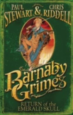 Barnaby Grimes: Return of the Emerald Skull forside