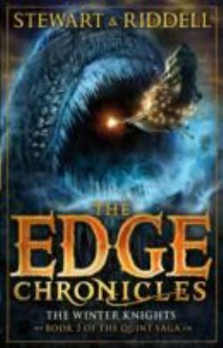 The Edge Chronicles 2: The Winter Knights forside