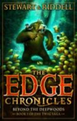 The Edge Chronicles 4: Beyond the Deepwoods forside
