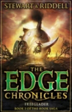 The Edge Chronicles 9: Freeglader forside