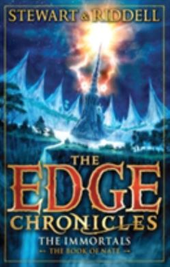The Edge Chronicles 10: The Immortals forside