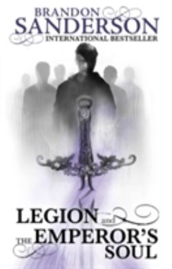 Legion and the Emperor's Soul forside