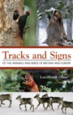 Tracks and Signs of the Animals and Birds of Britain and Europe forside