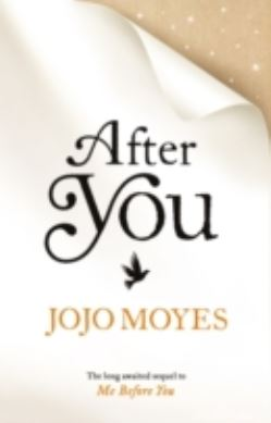 After You (the Sequel to Me Before You) forside