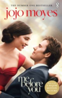 Me Before You forside