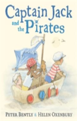 Captain Jack and the Pirates forside