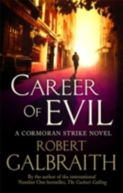 Career of Evil forside