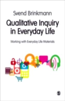 Qualitative Inquiry in Everyday Life forside