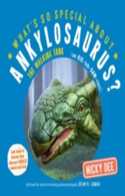 What's So Special About Ankylosaurus forside