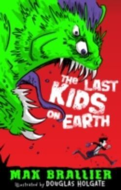The Last Kids on Earth forside