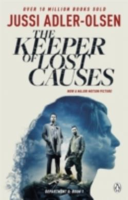 The Keeper of Lost Causes forside