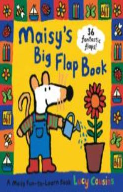 Maisy's Big Flap Book forside