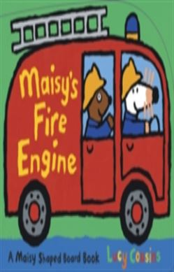 Maisy's Fire Engine forside