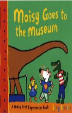 Maisy Goes to the Museum forside