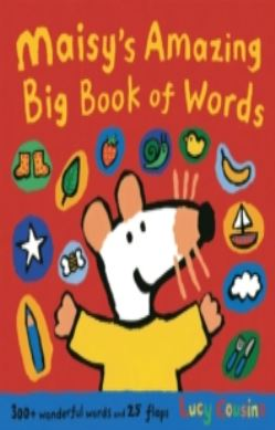 Maisy's Amazing Big Book of Words forside
