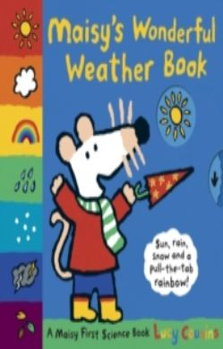 Maisy's Wonderful Weather Book forside
