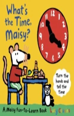 What's the Time, Maisy? forside