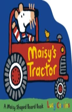 Maisy's Tractor forside