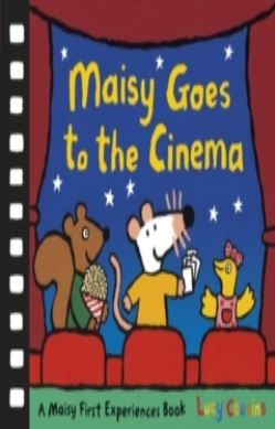 Maisy Goes to the Cinema forside