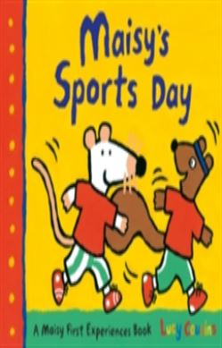 Maisy's Sports Day forside