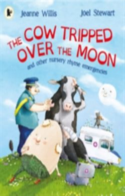 The Cow Tripped Over the Moon forside