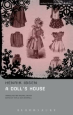 """""""A Doll's House"""" forside"""