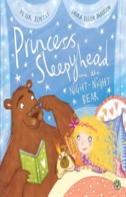 Princess Sleepyhead and the Night-Night Bear forside
