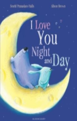 I Love You Night and Day forside