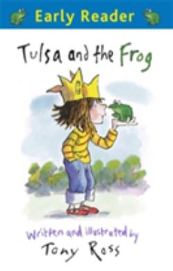 Tulsa and the Frog forside