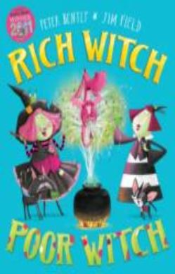 Rich Witch, Poor Witch forside