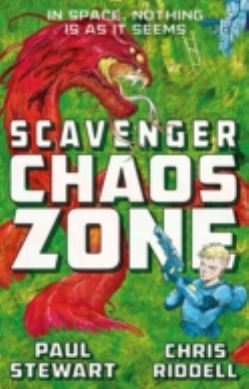 Chaos Zone forside
