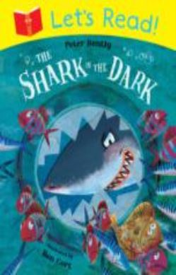 Let's Read! The Shark in the Dark forside