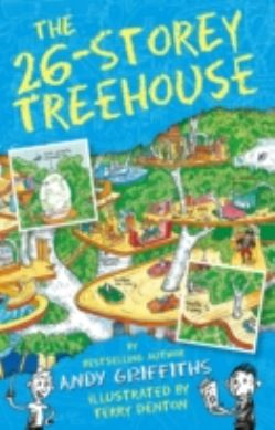 The 26-Storey Treehouse forside