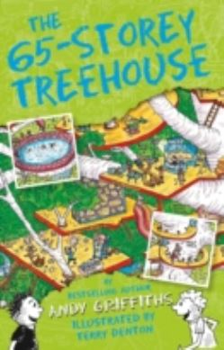 The 65-Storey Treehouse forside