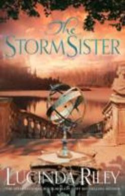 The Storm Sister forside