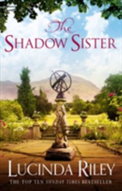 The Shadow Sister forside