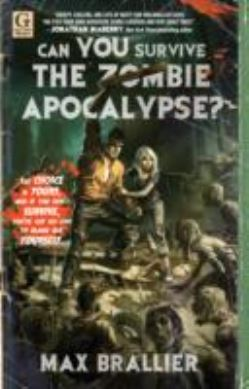 Can You Survive the Zombie Apocalypse? forside