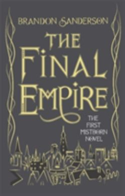 The Final Empire forside