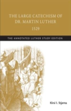 The Large Catechism of Dr. Martin Luther, 1529 forside