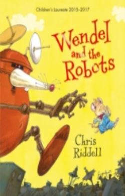 Wendel and the Robots forside
