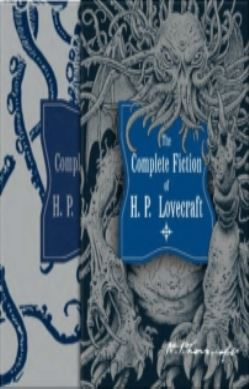 The Complete Fiction of H. P. Lovecraft forside
